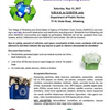 Event flier Document and Electronics Recycling