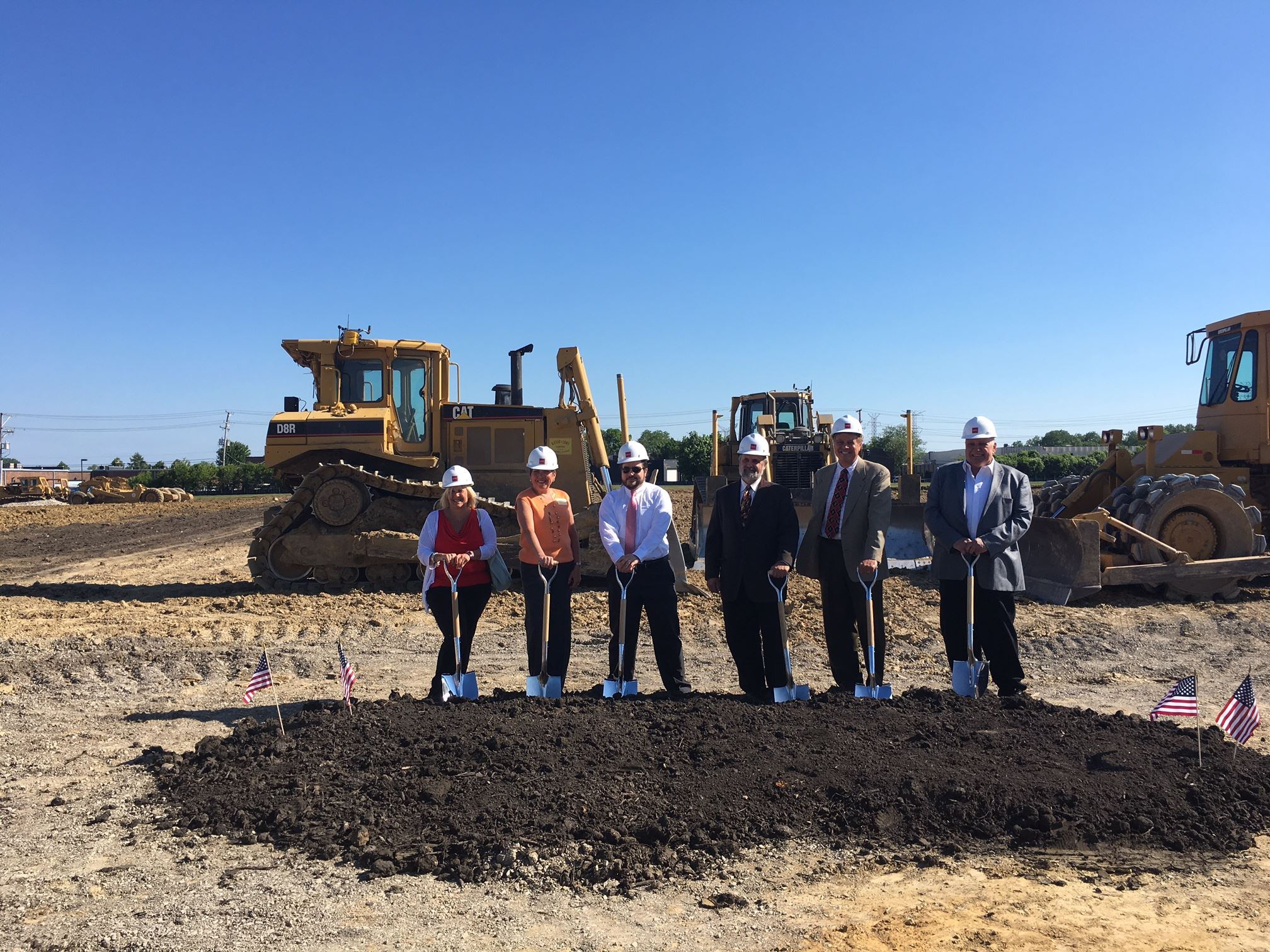 720 Northgate Parkway Ground Breaking - 4