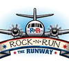 Rock N Run The Runway plane graphic