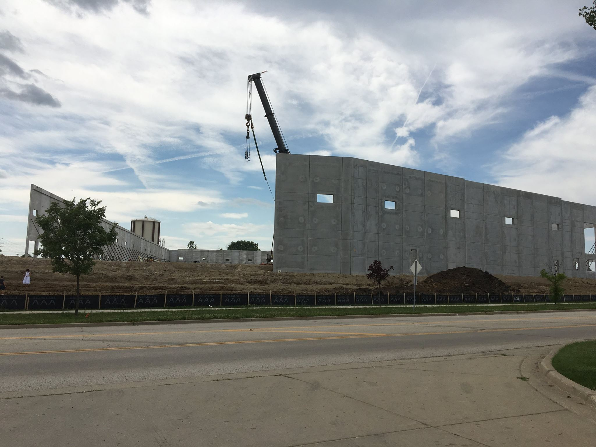 720 Northgate Parkway - Construction Update 3