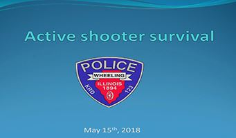 Active Shooter Survival Seminar
