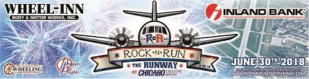 Rock Run Runway 2018 event banner