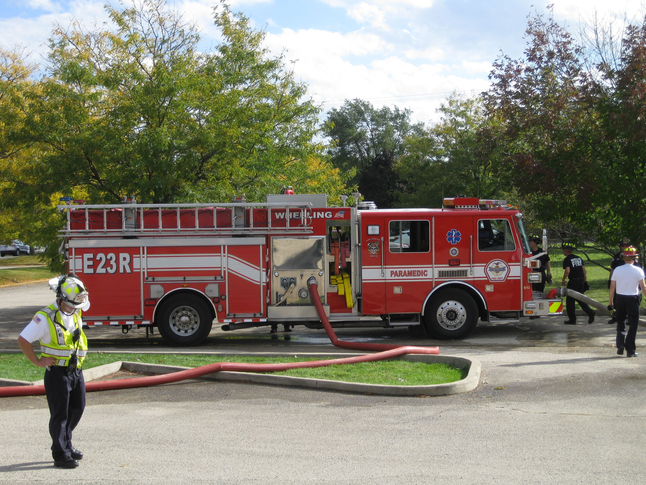 Reserve Engine 23 - Training