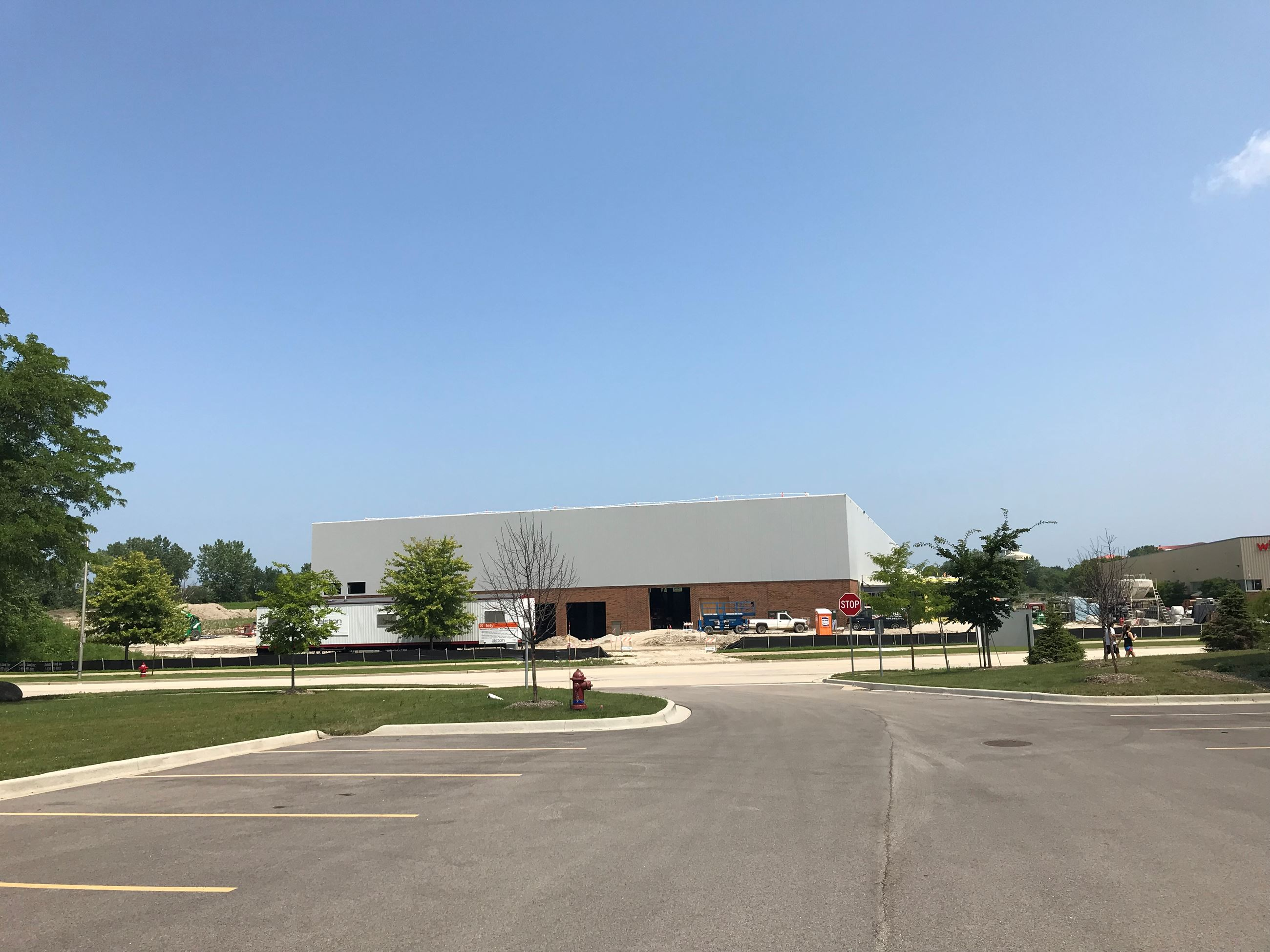 Wieland Metals Under Construction-July 2019 1