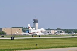 Chicago Executive Airport Tower