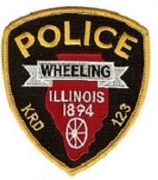 Wheeling Police Patch