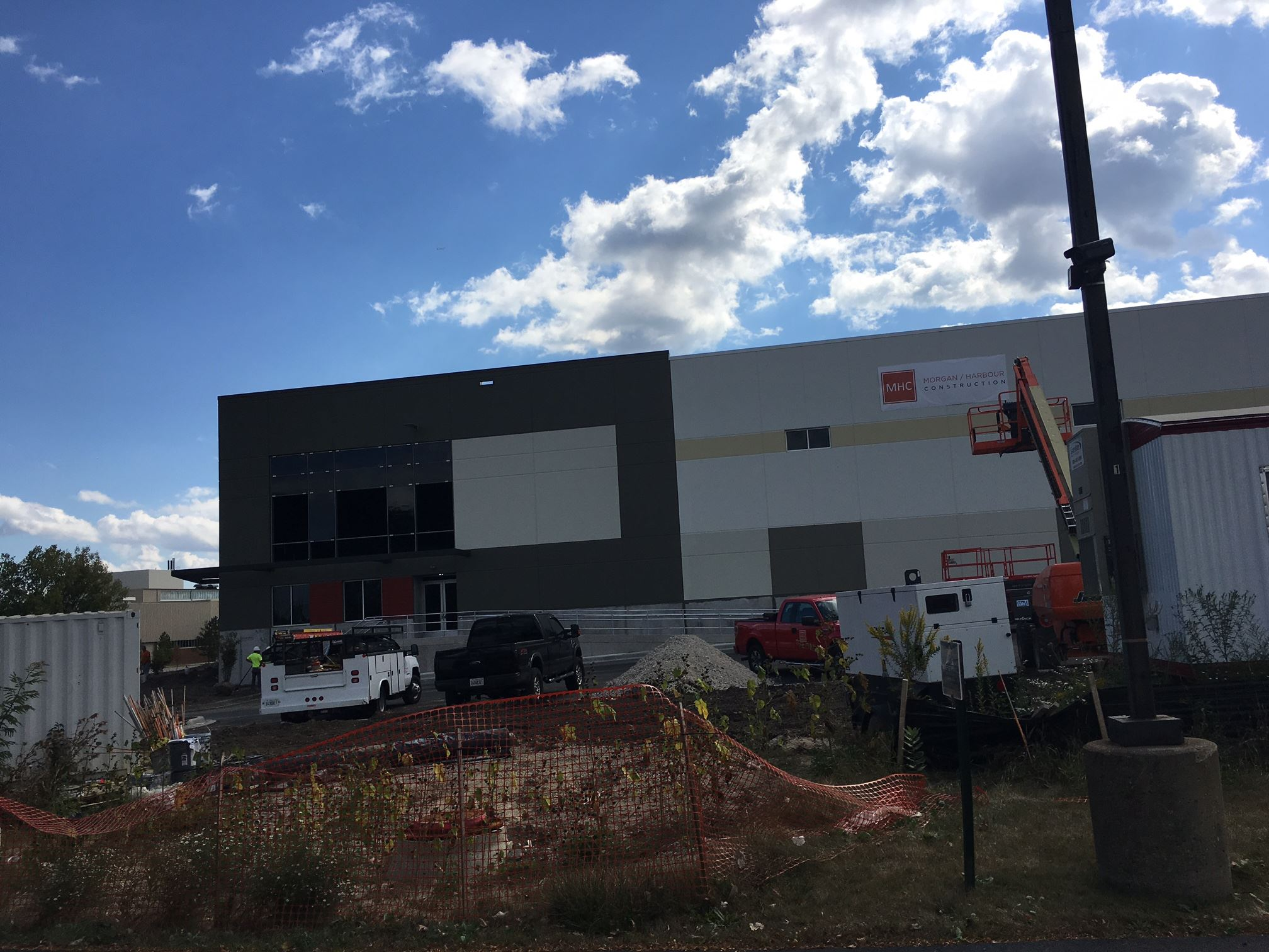 720 Northgate Parkway Construction Photo 2 on 9-29-17